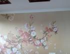 我是贴墙纸的师傅,自己接活做,价格便宜 墙布,壁画