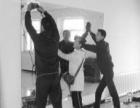 专业舞蹈镜子订做,高清银镜舞蹈镜子安装