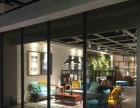 金海岸玻璃装饰专业生产.安装.维修.各式玻璃门