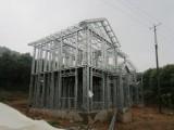 西安及周边轻钢结构工程,厂房,景区,别墅,民宿设计施工装修