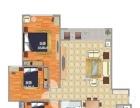 幸福小区3室2厅2卫2阳台便宜出租,适合上班族