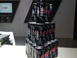 重庆百事可口可乐罐激光刻字加工