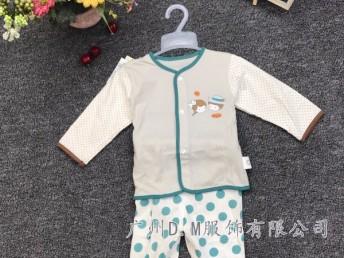 韩婴坊 丽婴十八坊 巴布豆品牌幼婴装超底价批发