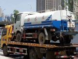 常州专业高速救援 拖车 搭电 换胎 困境24小时服务