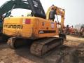二手挖掘机现代215-7出售全国包运价格优惠