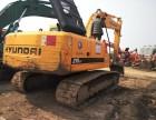 二手挖掘机现代215-7出售价格优惠手续齐全