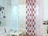 绍兴厂家直销欧式古典精致绣花窗纱面料客厅卧室窗帘隔热防紫外线