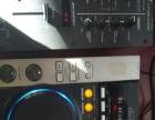 DJ先锋打碟机混音台