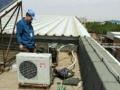 包头专业空调维修/加氟、拆除移机