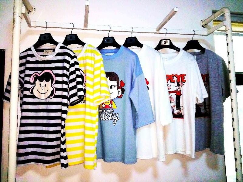 揭阳梅州清远服装批发市场尾货服装批发市场折扣服装批发货源批发