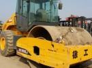 二手壓路機徐工20 22 26噸震動壓路機,雙鋼輪