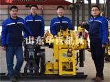 130米液压地质勘探钻机 岩心钻机小型工程取芯钻探机械设备