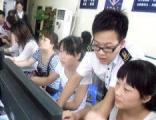 涿州华阳路电脑培训礼仪培训文秘班来山木培训