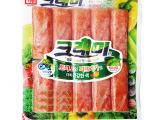 韩国进口冷藏模拟蟹肉棒 韩星蟹足棒 18
