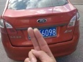 福特嘉年华2010款 嘉年华-三厢 1.5 手动 光芒限定版 1