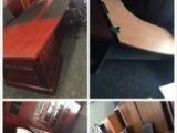 顾戴路3351号二手办公桌会议桌屏风隔断清仓出售