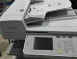 济南佳能ir1750复印机有黑线排除方法