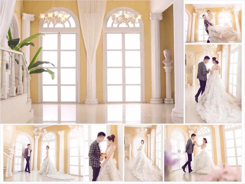 朝阳摄影工作室超实惠婚纱套餐