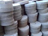 茂伟垫块厂提供质量硬的垫块,甘肃钢筋保护层垫块