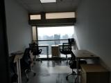 杭州上城区服务式办公室出租,地铁2号线中河北路附近