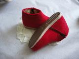 厂家批发直销全棉灯芯绒手工棉鞋材料牛筋底