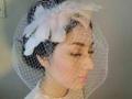 到广西柳州学影楼化妆新娘跟妆盘发