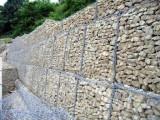 堤坡防护石笼网.堤坡防护网.格宾石笼网箱