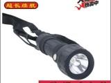 BAD206华荣户外露营消防巡检便携式防爆强光LED手电筒