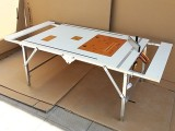 装修木工折叠便携式升降电锯台