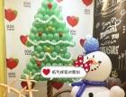 2016年太原圣诞节专业气球布置