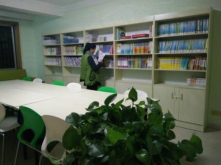 乐中教育读书会 公益图书馆即将隆重推出啦