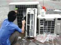 温州学院路空调清洗 新城空调加液保养清洗维修