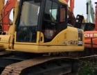 桂林个人一手小松200-7挖掘机