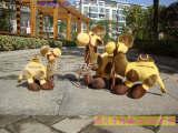 扬州毛绒玩具 沙漠骆驼沙漠之舟公仔单峰骆驼 四种规格可选43cm