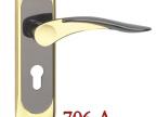 专业生产铝合金执手锁  分体锁   单舌锁  铝合金门锁