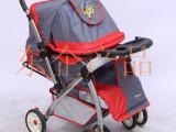 2013新款前后带刹车 可折叠 可全躺 可坐 防紫外线婴儿伞车