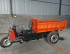 民兴牌1吨电瓶运输工程自卸三轮车载重量大操作简便易维护