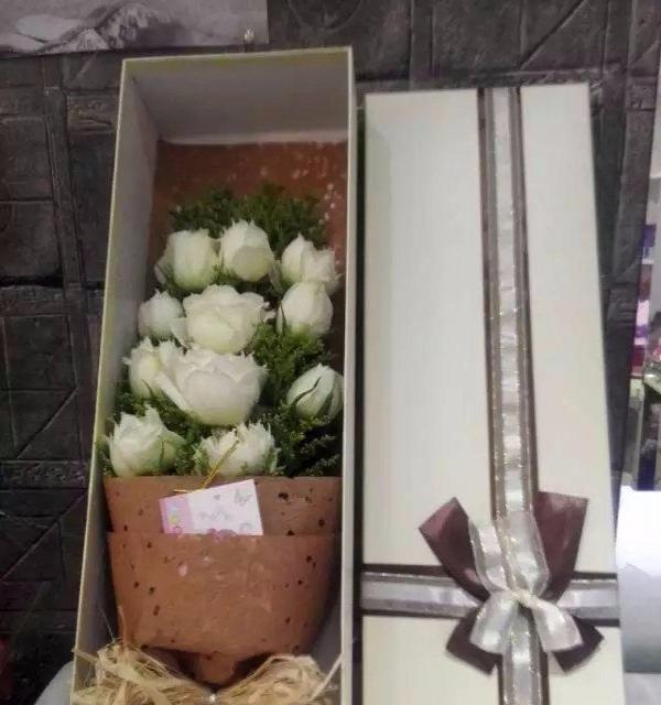 生日鲜花速递,七夕送花,高质量花束