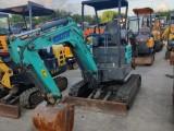 黄石个人出售二手小松20 35小挖机