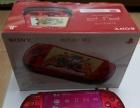 女士红色PSP3003RR掌上游戏机