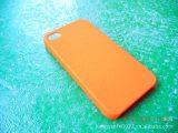 供厂家直销绒毛漆产品iPhone4s手机外壳单底多色保护壳保护套
