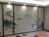 杭州余杭区软包背景墙公司/杭州软装材料价格