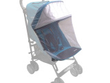 bebetour推车松紧全罩式蚊帐加大加宽加密加厚婴儿手推车伞车