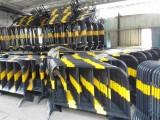 深圳中路达市政道路移动铁马 移动围栏生产安全防护围栏生产