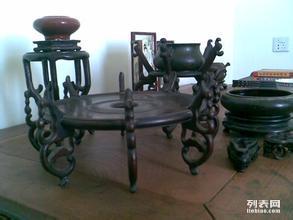 上海老红木家具回收公司