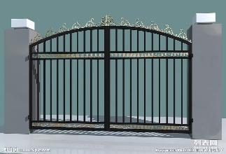 天津铁艺大门 南开区铁艺围栏 南开铁艺护栏 铁艺楼梯 铁艺门
