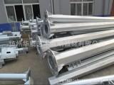 扬州华腾厂家生产热镀锌标志杆,信号灯杆