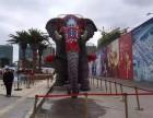 设备租赁上海机械大象出售雨屋体验设备租赁