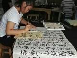 淄博硬笔书法培训 请到麒羽书画艺术学校