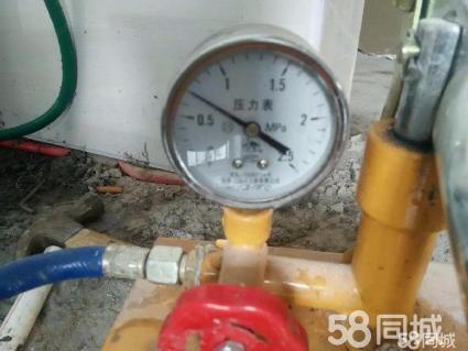 朝阳红旗街清洗地热,高压脉冲,新房子抽水,地热打压专业